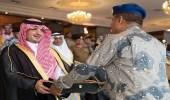 وزير الداخلية يرعى حفل تخريج تخريج 4682 خريجاً من دورات حرس الحدود
