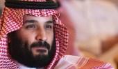 """"""" الشباب العربي """" عن ولي العهد: قائد قوي يرسم ملامح المستقبل"""