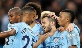 مانشستر سيتي ينفرد برقم تاريخي في الدوري الإنجليزي