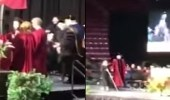 بالفيديو.. حصول مبتعثة سعودية كفيفة على الماجستير من جامعة أمريكية