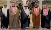 الأمير فيصل بن بندر يستقبل رئيس المجلس البلدي بأمانة الرياض