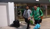 بالصور..بعثة الأخضر تغادر إشبيلية الإسبانية عائدة إلى الرياض