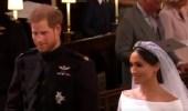 رسميا.. الأمير هاري وميجان ماركل زوجين