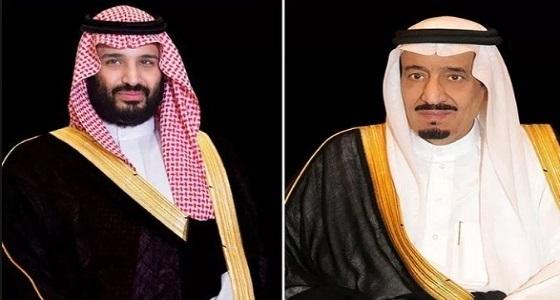 خادم الحرمين الشريفين وولي العهد يعزي سلطان عُمان في وفاة السيدة شوانة