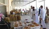 مزارعو المدينة المنورة يبدأون حصاد محصولهم من الرطب
