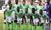 قميص المنتخب النيجيري يلقى اقبالا غير مسبوق قبل المونديال