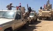 القوات اليمنية المشتركة تسيطر على مقرات حكومية بالحديدة