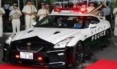 نيسان GT-R تدخل الخدمة رسميا بأسطول الشرطة اليابانية