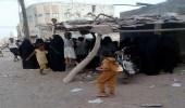 نساء الحديدة يقفن في وجه الحوثي ويطالبن بإخراج مدافعهم من الأحياء السكنية