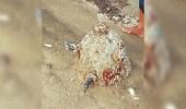 الأمواج تلفظ ألغاما بحرية قبالة سواحل ميدي