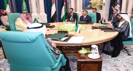 انطلاق قمة مكة المكرمة الرباعية لبحث دعم الأردن