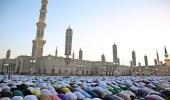 530 جامعا ومصلى لإقامة صلاة العيد بالمدينة المنورة ومحافظاتها