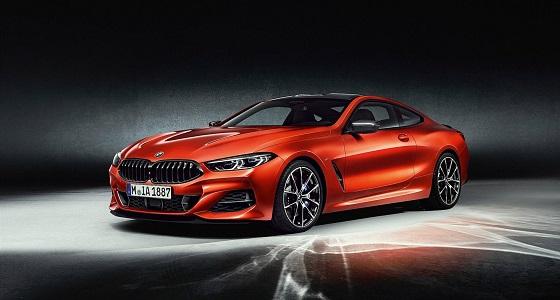 """فيديو جديد ل """" BMW """" الفئة الثامنة كوبيه"""