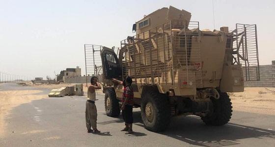الجيش اليمني يدخل المجمع الرئيسي لمطار الحديدة