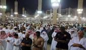 خدمات متكاملة للمصلين بالمسجد النبوي ليلة الـ 27 من رمضان