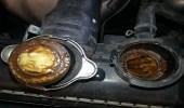 أسباب وأعراض اختلاط الزيت والماء داخل محرك السيارة ومخاطره