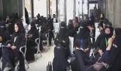 """"""" فيديو """" يرصد مشهد إقبال النساء على المدارس للحصول على رخص القيادة"""