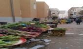أمانة الرياض تسلم 67 طن من مصادرات الباعة الجائلين للجمعيات الخيرية