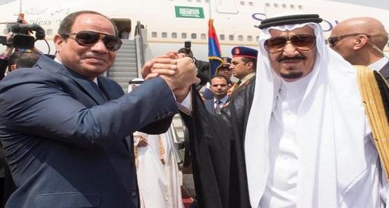 السيسي : السعودية ومصر هما جناحا الأمة العربية