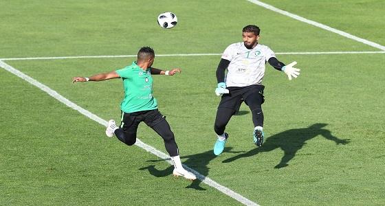 تشكيلة الأخضر أمام منتخب بيرو في المباراة الودية