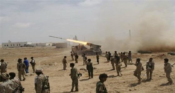 انهيارات كبيرة وفرار جماعي لعناصر الحوثي