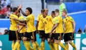 بالصور .. بلجيكا تحصد المركز الثالث بالمونديال بعد الفوز على إنجلترا