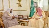 الأمير فيصل بن خالد يستقبل مدير هيئة الأمر بالمعروف بعسير