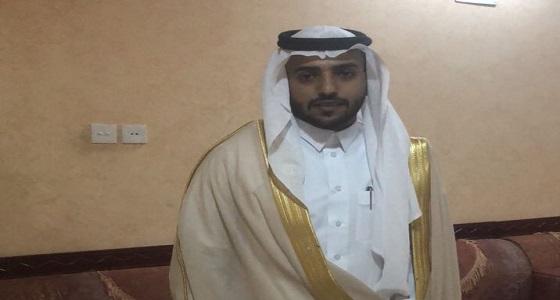 بالصور.. الدكتور محمد الشهراني يحتفل بزواج نجله نايف