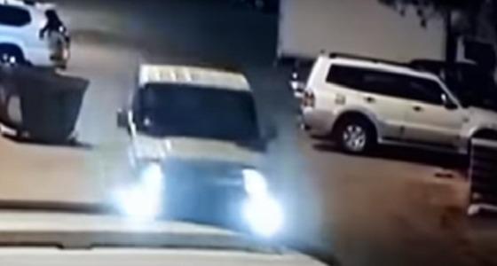 بالفيديو.. لحظة إطلاق النار على عشريني في مكة