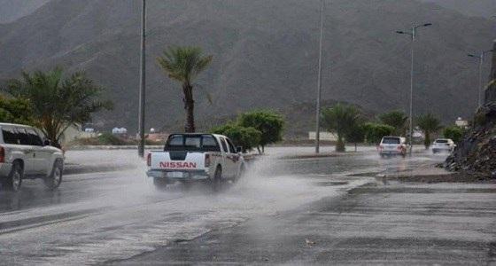 تنبيه متقدم لأهالي 3 مناطق بهطول أمطار
