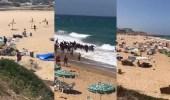 بالفيديو.. مهاجرون غير شرعيين يضلوا طريقهم من إسبانيا للمغرب