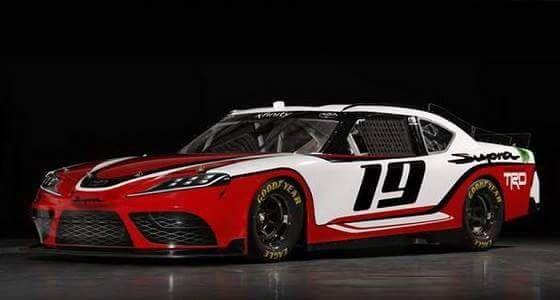 تويوتا سوبرا 2019 تتجه الي سباقات ناسكار Xfinity Series