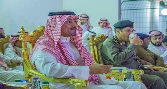 بالصور.. محافظ خميس مشيط يطلق بطولة كأس المحافظة كرة القدم