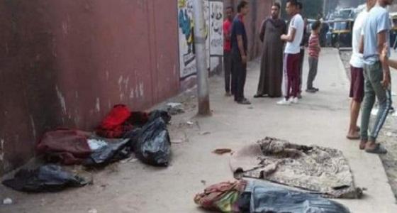 بالصور.. العثور على 3 جثث لأطفال مذبوحين داخل أكياس قمامة