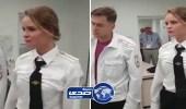 بالفيديو.. ضابط روسي يوبخ مقتحمي نهائي كأس العالم