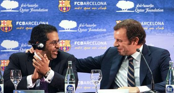 قطر تتورط في قضية فساد جديدة مع رئيس برشلونة السابق