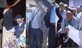 بالفيديو.. محاربون مغاربة يطالبون بإسقاط الجنسية: أصبحنا متسولين