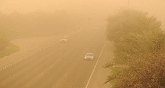 الأرصاد تحذر من الرياح المثيرة للأتربة على الرياض