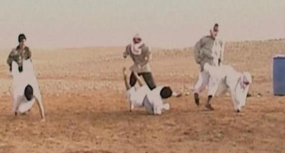 """بالفيديو.. وثائقي بعنوان """" مسار الدم """" عن إرهاب القاعدة بالمملكة يكشف غبائهم"""