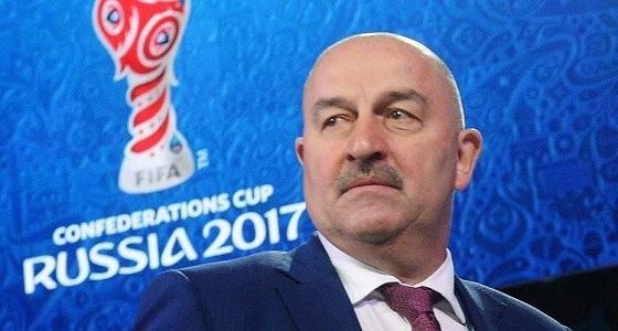 """"""" تشيرتشيسوف """" يتحول لمشجع بلجيكي بعد خروجه من المونديال"""