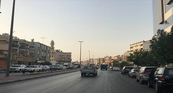 """"""" بلدية الخبر """" تكشف عن موعد استكمال تطوير طريق الملك فهد"""
