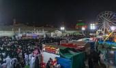 مهرجان بلجرشي يحمل فتاة مسؤولية سقوطها من أحد الألعاب
