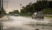 تحذيرات لمرتادي الطرق إثر هطول الأمطار على ميسان