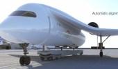 """بالفيديو والصور.. شركة فرنسية تقدم قطار اختباري بإمكانه """" الطيران """" عبر أجنحة قابلة للإزالة"""