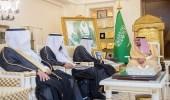 أمير القصيم يستقبل نائب رئيس ديوان المراقبة العامة
