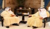 """"""" الفيصل """" يستقبل رئيس الهيئة العامة للموانئ"""