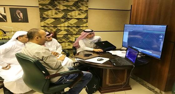 مطوفو حجاج الدول العربية تبدأ في تخصيص مواقع مكاتبها الميدانية بالمشاعر المقدسة