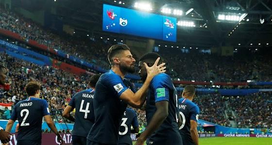 بالفيديو والصور.. فرنسا تتغلب على بلجيكا وتصعد لنهائي المونديال