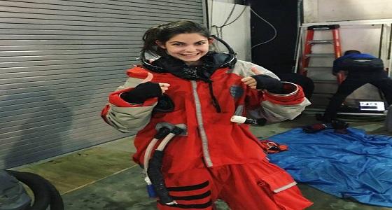 بالصور.. فتاة تتأهل لتصبح أول بشرية تعيش على المريخ