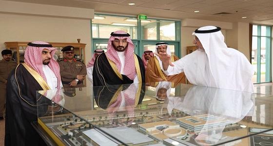 أمير مكة بالنيابة يشهد تخريج الدفعة الـ 15 من طلاب المعهد السعودي الياباني للسيارات